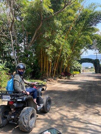 Antigua ATV Coffee Tour: ATV