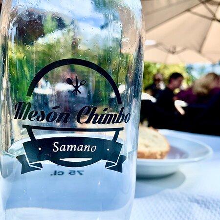 Nuestros platos del restaurante mesón Chimbo en Sámano, Castro Urdiales.
