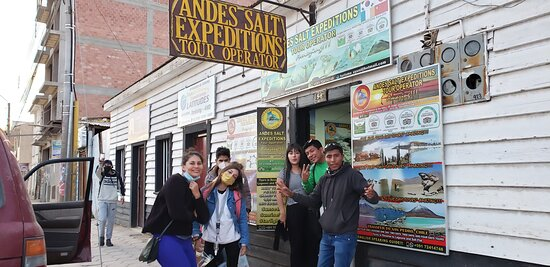 Andes Salt Expeditions Tour Operator