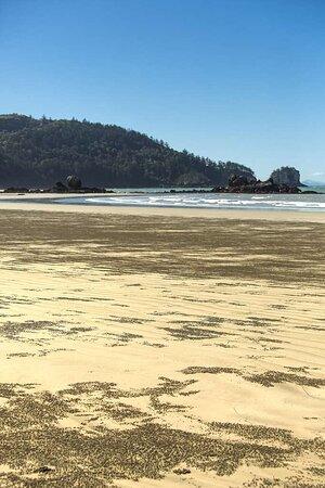 Exterior view of beach
