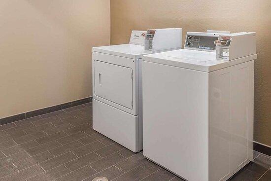 Edinburg, TX: Guest laundry facilities