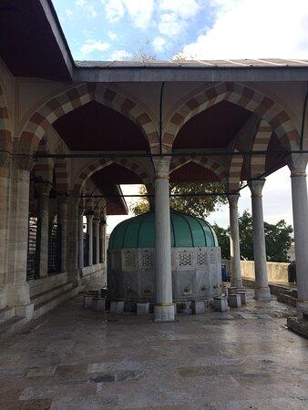 Istanbul, Turkey: Mihrimah Sultan Camii