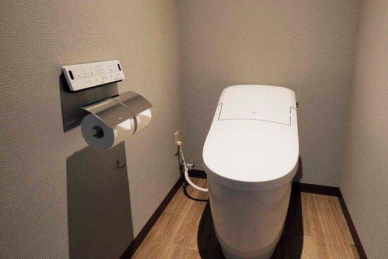 トイレ(シャワーブースやユニットバスとセパレート)
