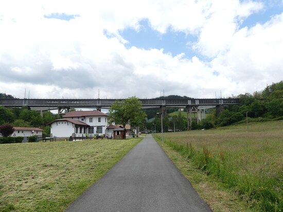 Viaducto De Ormaizegi