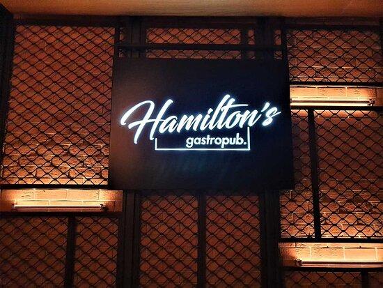 Hamilton's Gastropub