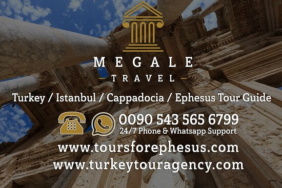 Turkey Tour Agency by Megale Travel