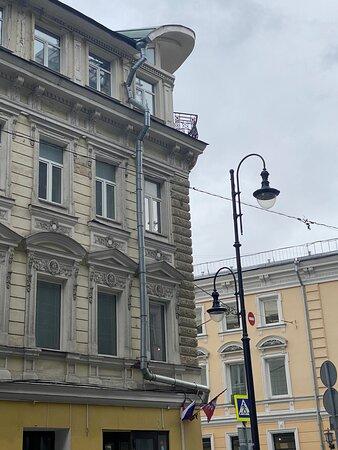 Доходный дом купцов Живаго