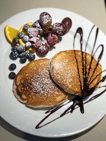 Petits-déjeuners délicieux !