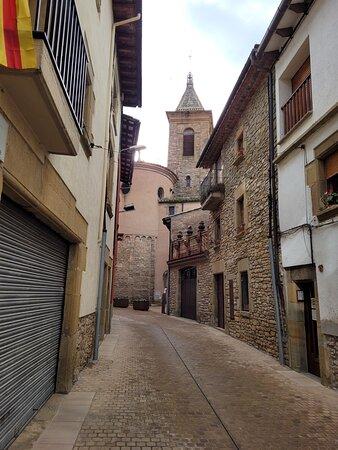 Sant Julia De Vilatorta, Spain: Iglesia de Sant Julià de Vilatorta