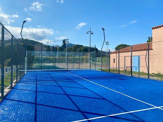 Tennis Padel Banyuls-sur-mer