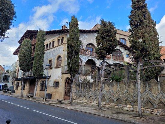 Sant Julia De Vilatorta, Spain: Ca la Nuria. Sant Julià de Vilatorta