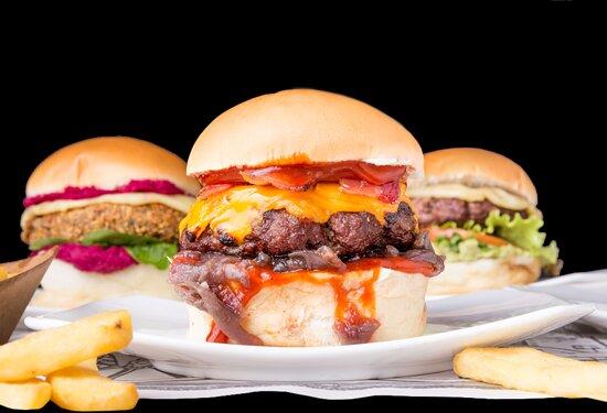 Burgers!