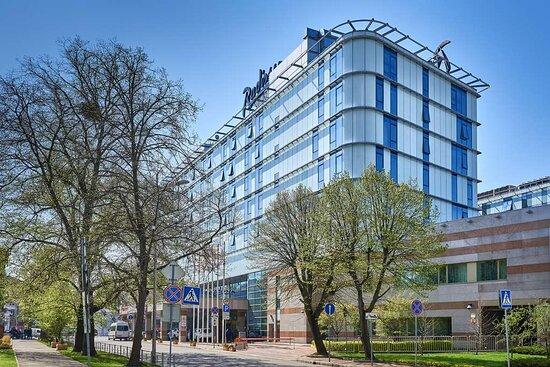 Radisson Blu Hotel, Kaliningrad, hôtels à Kaliningrad