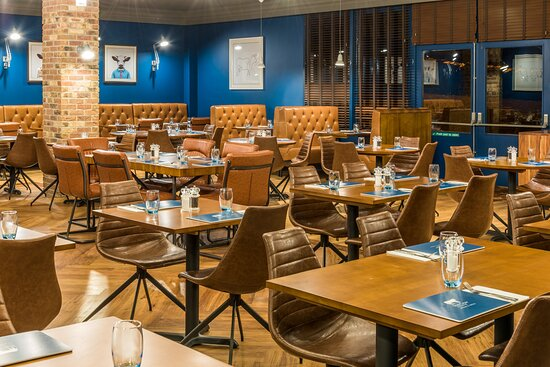 Dine in our new Steak and Grill restaurant -  with daily specials