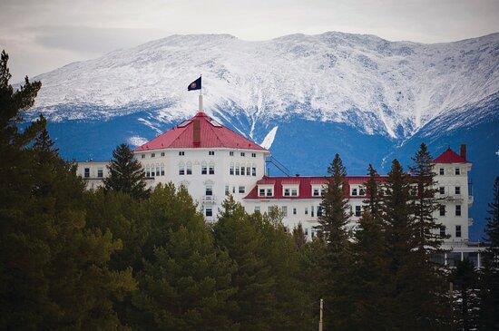 Winter at Omni Mount Washington Resort