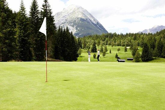 Golf Course Wildmoos