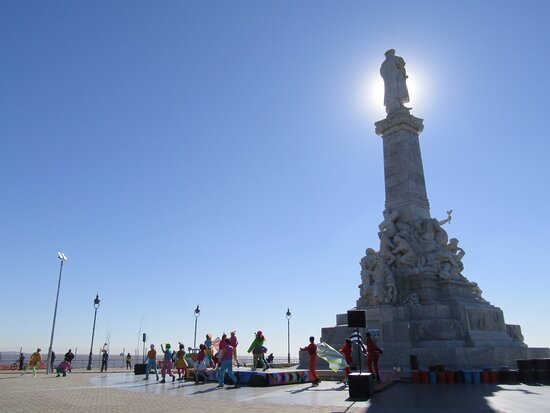 Monumento a Cristobal Colon