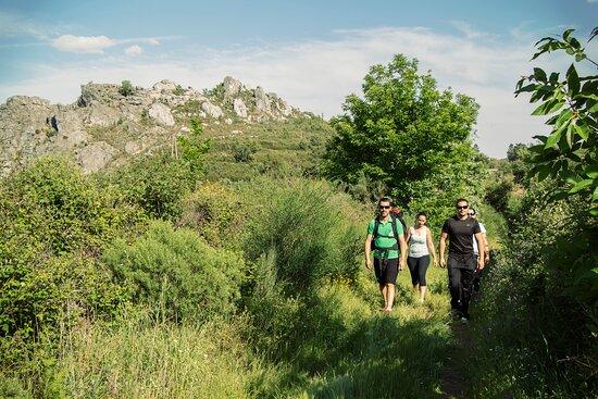 San Vicente de Alcantara, Espanha: Ruta senderista