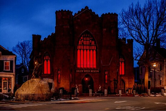 Ảnh về Salem Witch Trials Self-Guided Audio Tour