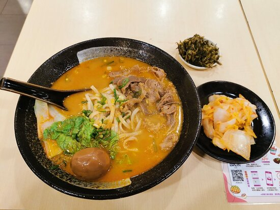 This chain beef noodles restaurant has been serving consistently good quality meals for more than thirty years.