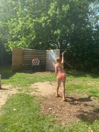 Tomahawk Throwing