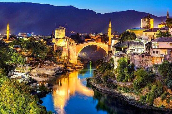 Transfer Dubrovnik > Bosnia: Sarajevo / Mostar / Jajce / Trebinje...