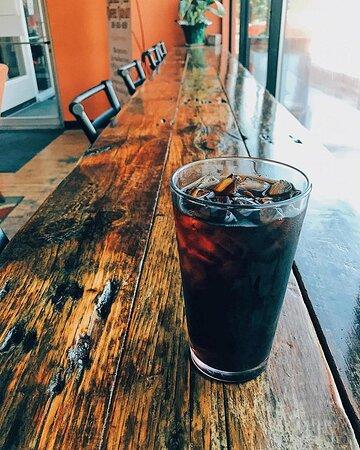 Mount Pleasant, IA: Central Park Coffee Company