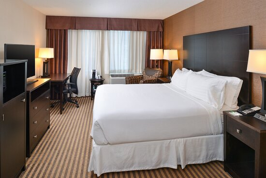 Guest Room Holiday Inn Charlotte Center City
