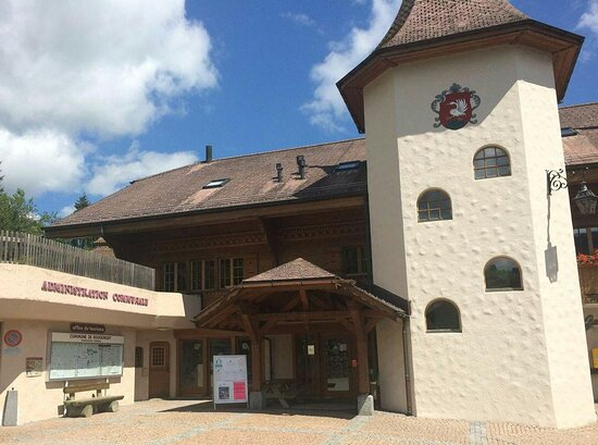 Office du tourisme de Rougemont