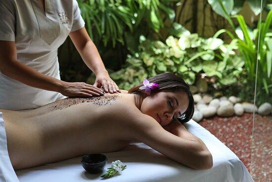 Spa Body Treatment