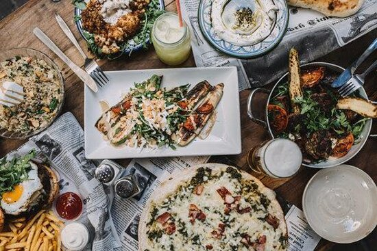 OUR SIMPLE, TASTY AND FRESH ISRAELI FOOD