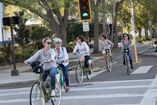 St Pete Biking Tours