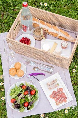 Panier picnic, sur réservation