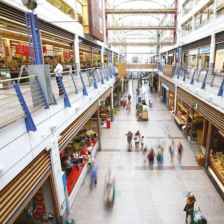 Kirchberg Shopping Center
