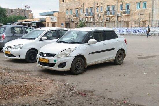 Hanu jaisalmer taxi and cab sarvice
