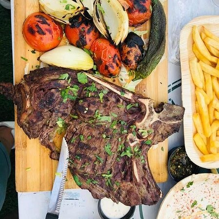 Stella Beach meat