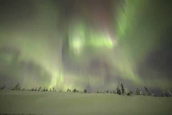 March 19, 2021 strong aurora