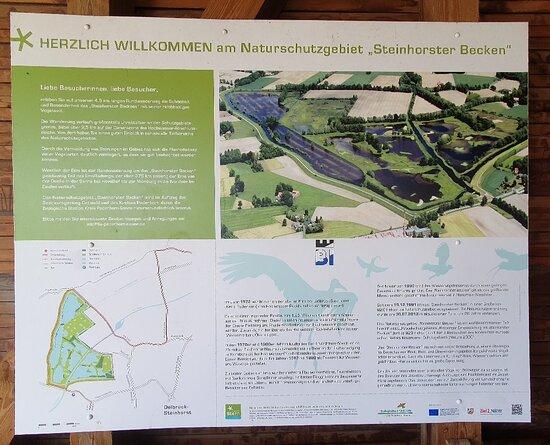 Naturschutzgebiet Steinhorster Becken