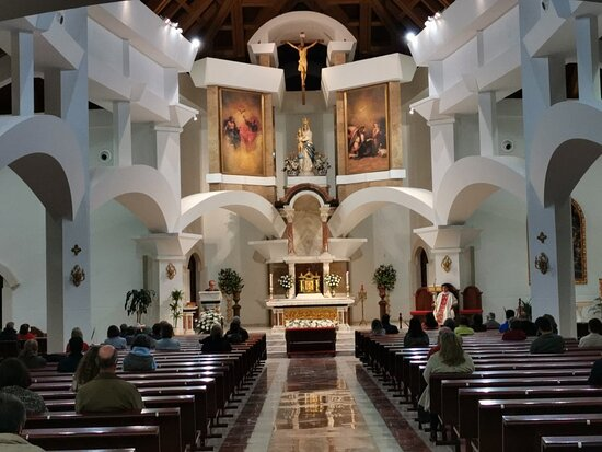 Parroquia Santísimo Corpus Christi