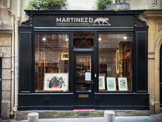 Galerie Martinez - Estampes Anciennes & Modernes