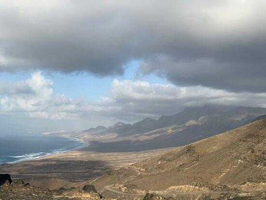 Punto De Vista Sobre Puerto De Montaña
