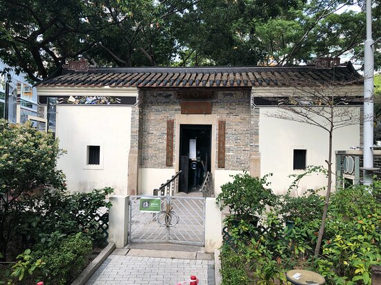 Old House Of Former Hoi Pa Tsuen