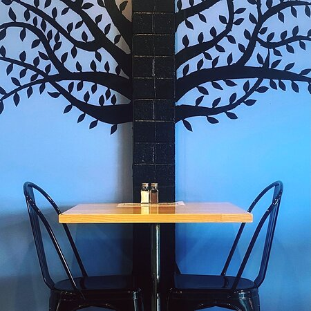 A table built for two