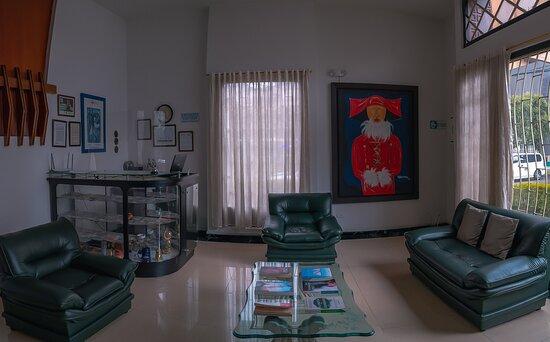 Recepción - Sala de Espera