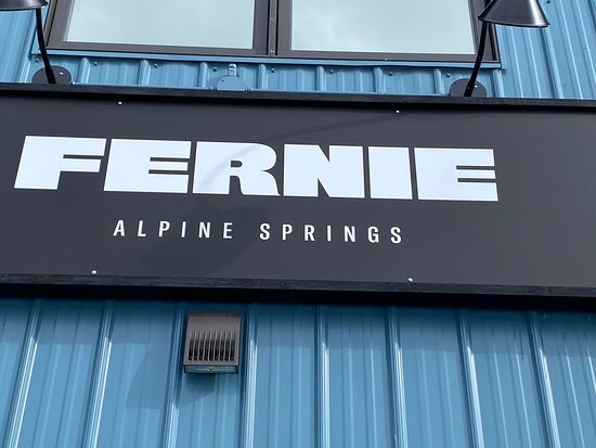 Fernie Alpine Springs