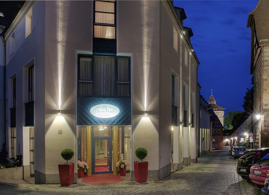 TOP Dürer Hotel, Hotels in Nürnberg