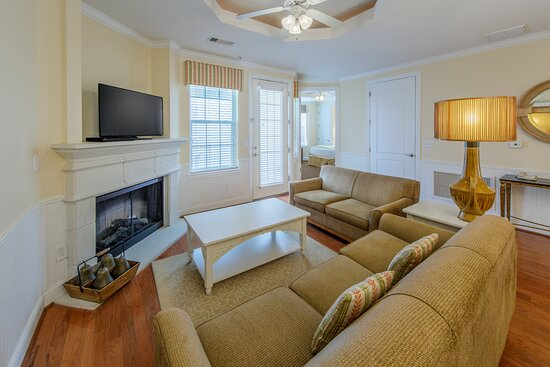 Feel at home in this living room