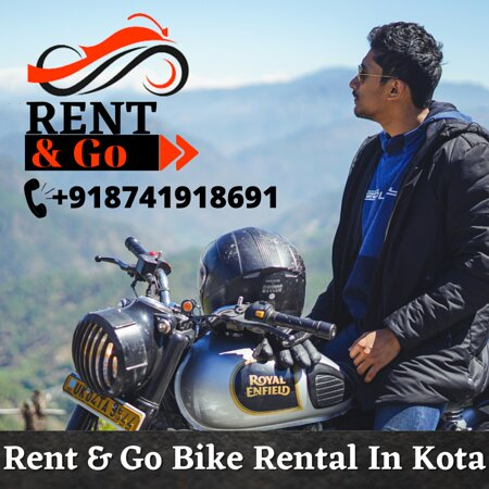 Rent & Go   Bike Rental In Kota