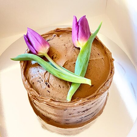 Bespoke chocolate cake - available to order
