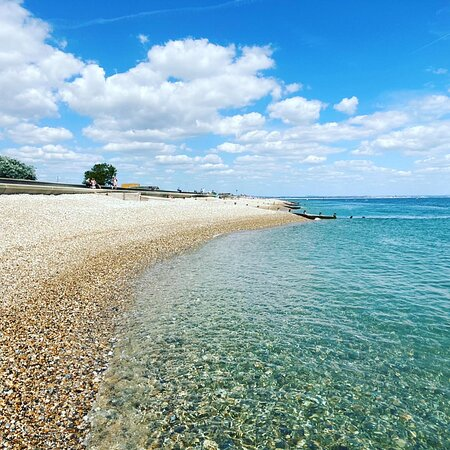 Selsey Beach